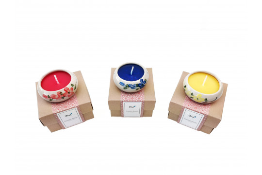 Trio Genuine Candle